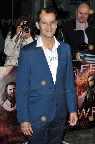 Alejandro Naranjo Photo - Alejandro Naranjo at the premiere of Wrath of the Titans held at the BFI Imax on March 29 2012 in London