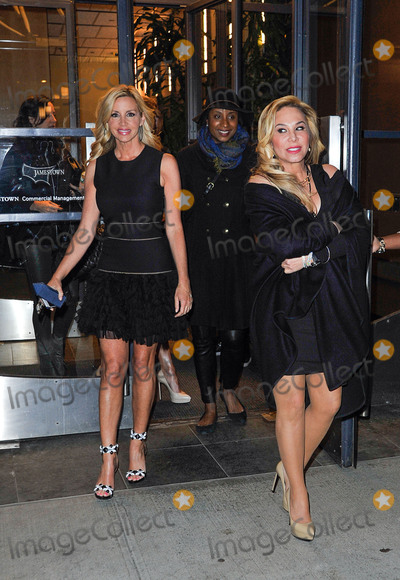 Adrienne Maloof Photo - March 17 2015 New York CityCamille Grammer and Adrienne Maloof (R) made an appearance at WWHL on March 17 2015 in New York CityBy Line Curtis MeansACE PicturesACE Pictures Inctel 646 769 0430