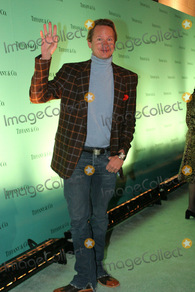 Tiffany Photo - Carson Kressley attends the Tiffany  Co 2007 Blue Book Collection Launch held at Tiffany  Co Store