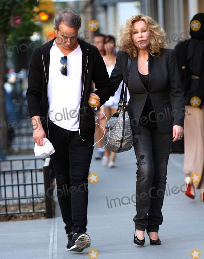 Jocelyne Wildenstein Photo - June 13 2015 New York CitySocialite Jocelyn Wildenstein walks in Tribeca on June 13 2015 in New York CityBy Line Nancy RiveraACE PicturesACE Pictures Inctel 646 769 0430