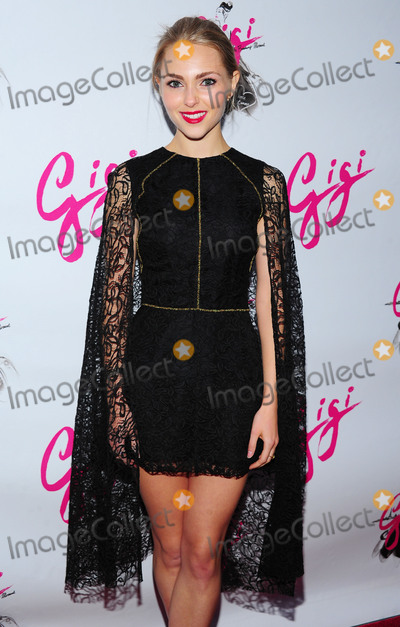 Anna Sophia Robb Photo - ACEPIXSCOMApril 8 2015 New York CityAnnaSophia Robb arriving at the Gigi Broadway Opening Night at the Neil Simon Theatre on April 8 2015 in New York City By Line William BernardACE PicturesACE Pictures IncTel 646 769 0430