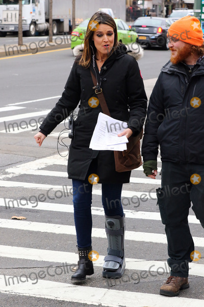Savannah Guthrie Photo - February 23 2016 New York CityToday show anchor Savannah Guthrie was on the set of Inside Amy Schumer on February 23 2016 in New York CityBy Line Zelig ShaulACE PicturesACE Pictures Inctel 646 769 0430