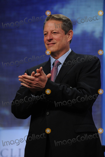 Al Gore Photo - Politician Al Gore at the Clinton Global Initiative on September 23 2009 in New York City