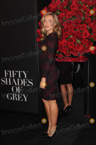 Eloise Mumford Photo - February 06 2015 New York CityEloise Mumford attending the Fifty Shades of Grey Fan First Screening at Ziegfeld Theatre on February 6 2015 in New York CityPlease byline Kristin CallahanAcePicturesACEPIXSCOMTel (646) 769 0430