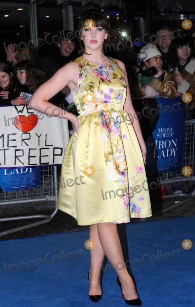 Alexandra Roache Photo - January 4 2012 LondonActress Alexandra Roach arriving at the European Premiere of The Iron Lady at BFI Southbank on January 4 2012 in London