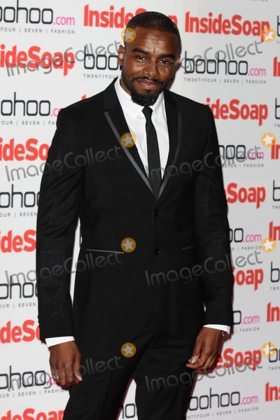 Chucky Photo - Chucky Venn arriving for the 2012 Inside Soap Awards at No1 Marylebone London 24092012 Picture by Steve Vas  Featureflash