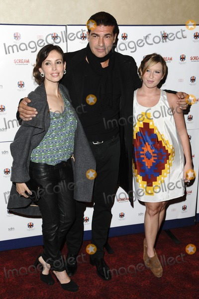 Jane March Photo - Jane March Tammer Hassan and Brooke Kinsella arriving for the premiere of Stalker at the Empire Leicester Square London 15102011 Picture by Steve Vas  Featureflash
