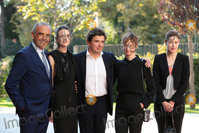 Alberto Barbera Photo - Venice Film Festival director Alberto Barbera director Nicolas Saada  actresses Stacy Martin Alba Rohrwacher  Gina McKee at the premiere of Taj Mahal at the 2015 Venice Film FestivalSeptember 10 2015  Venice ItalyPicture Kristina Afanasyeva  Featureflash