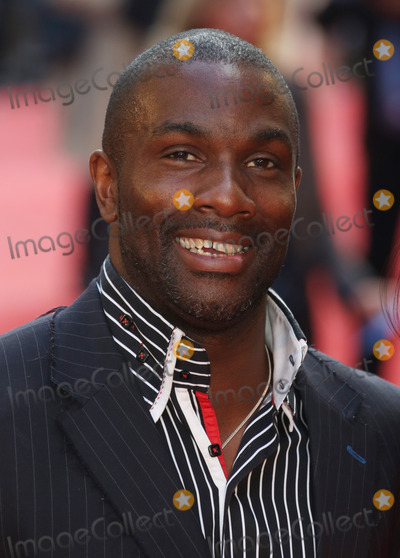 Derek Redmond Photo - Derek Redmond arriving for the Chariots of Fire Premiere held at the Empire Leicester Square - London England 10072012 Picture by Henry Harris  Featureflash