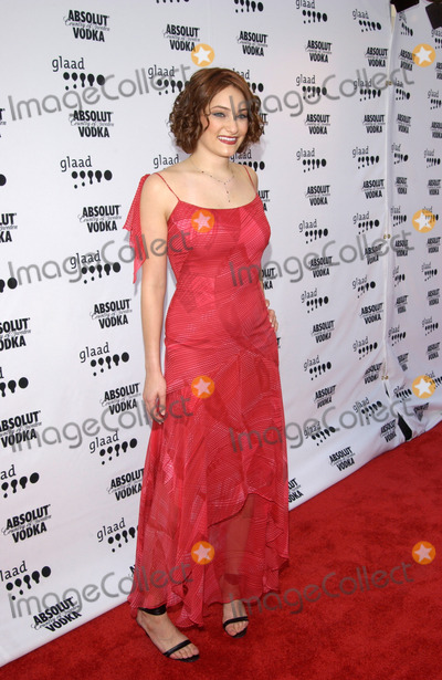 Rachel Roth Photo - Actress RACHEL ROTH at the 2002 GLAAD (Gay  Lesbian Alliance Against Defamation) Awards at the Kodak Theatre Hollywood 13APR2002   Paul Smith  Featureflash