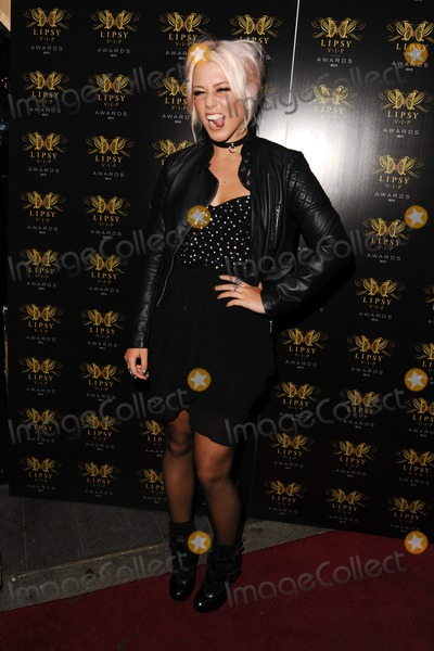 Amelia Lily Photo - Amelia Lily arriving for the Lipsy Fashion Awards  at Dstrkt London 29052013 Picture by Steve Vas  Featureflash