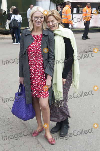 Anneka Rice Photo - Anneka Rice and Penny Smith at the Press Day for the 2012 RHS Chelsea Flower Show Royal Hospital Grounds Chelsea 21052012 Picture by Simon Burchell  Featureflash