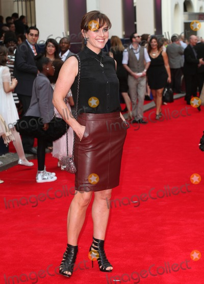 Jill Halfpenny Photo - Jill Halfpenny arriving for the Charlie And The Chocolate Factory Press Night at Theatre Royal London 25062013 Picture by Alexandra Glen  Featureflash