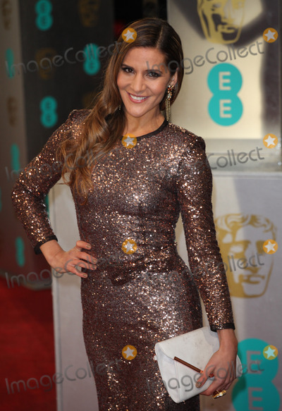 Amanda Byram Photo - Amanda Byram arriving for the 2013 British Academy Film Awards at the Royal Opera House London 10022013 Picture by Alexandra Glen  Featureflash