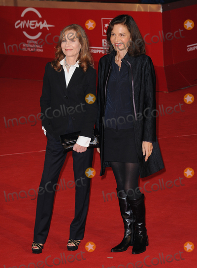 Anne Fontaine Photo - Isabelle Huppert and Anne Fontaine attends the premiere of Mon pire cauchemar during the 6th International Rome Film FestivalOctober 30 2011 Rome ItalyPicture Catchlight Media  Featureflash