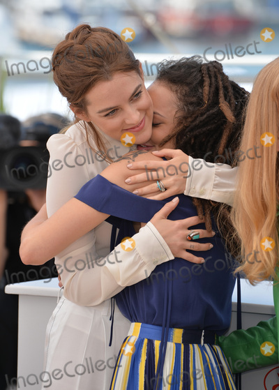 Elvis Presley Photo - Actresses Riley Keough granddaughter of Elvis Presley  Sasha Lane  at the 69th Festival de CannesMay 15 2016  Cannes FrancePicture Paul Smith  Featureflash