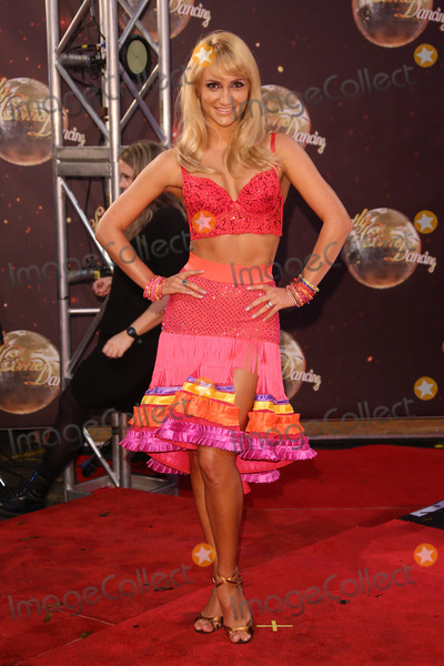 Aliona Vilani Photo - Aliona Vilani at the Strictly Come Dancing 2015 TV series launch at Elstree StudiosBorehamwood Herts September 1 2015  Borehamwood UKPicture James Smith  Featureflash