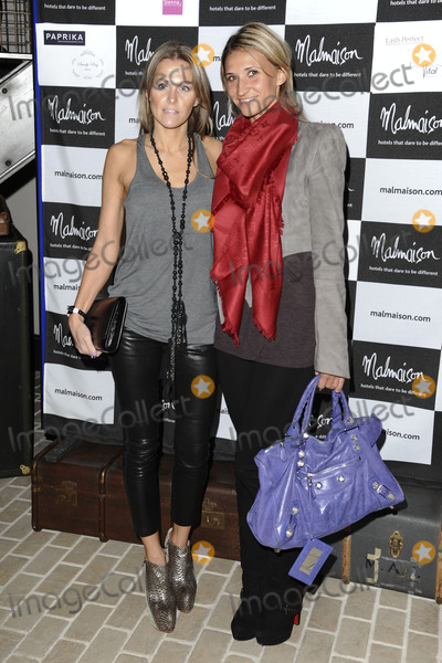Tatianna Photo - Jude Cisse and Tatianna Golovin (Samir Nasris girlfriend) arrives for the Malmaison Hotel Liverpool re-opening party23092011  Picture by Steve VasFeatureflash