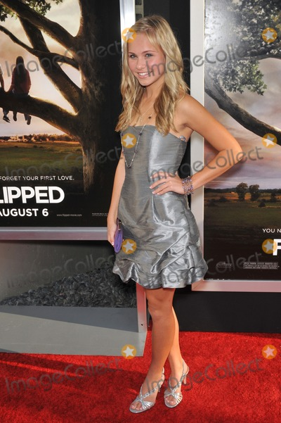 Ashley Taylor Photo - Ashley Taylor at the Los Angeles premiere of her new movie Flipped at the Cinerama Dome HollywoodJuly 26 2010  Los Angeles CAPicture Paul Smith  Featureflash
