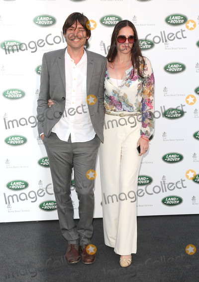 Alex James Photo - Alex James and wife Claire arriving for the all new Range Rover unveiling London 06092012 Picture by Henry Harris  Featureflash