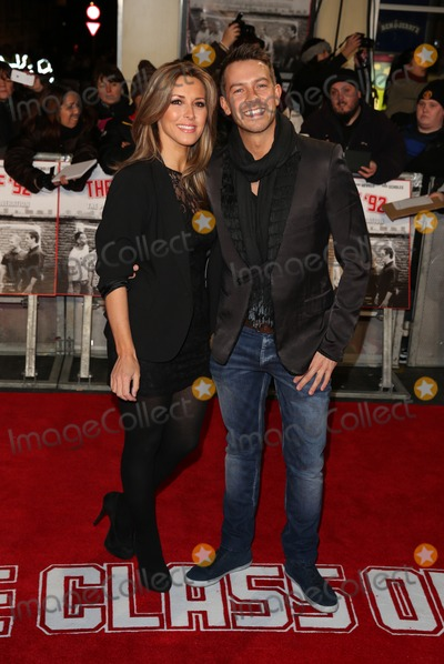 Ashley Taylor Dawson Photo - Ashley Taylor Dawson Karen McKay at The Class of 92 premiere held at the Odeon West End cinema London 01122013 Picture by Henry Harris  Featureflash