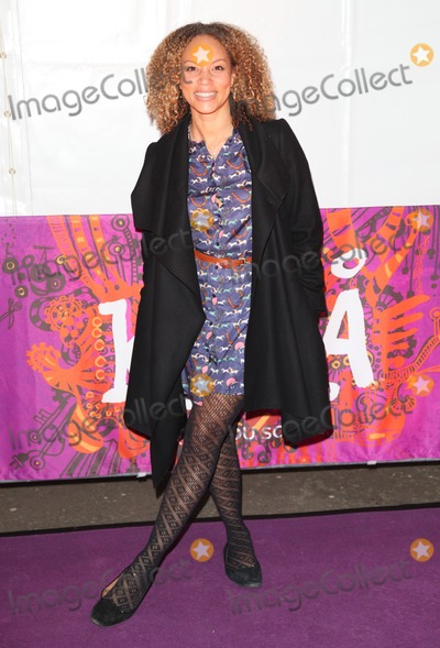 Angela Griffin Photo - Angela Griffin arriving for the press night of Cirque Du Soleils Kooza at The Royal Albert Hall London 08012013  Picture by Alexandra Glen  Featureflash
