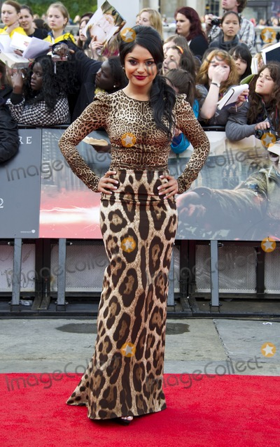 Afshan Azad Photo - Afshan Azad arriving for the World Premiere of Harry Potter  the Deathly Hallows pt2 Trafalgar Square London 07072011  Picture by James McCauley  Featureflash