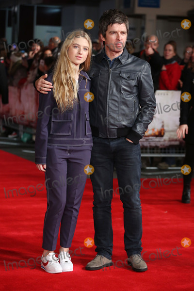 Anais Gallagher Photo - Noel Gallagher  daughter Anais Gallagher at the European premiere of Burnt  at the Vue West End October 28 2015  London UKPicture James Smith  Featureflash