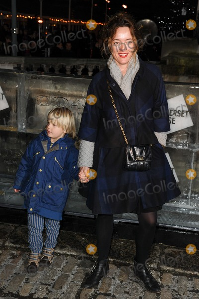 Alice Temperley Photo - Alice Temperley arriving for the opening of the Somerset House Ice Rink 2013 London 14112013 Picture by Steve Vas  Featureflash