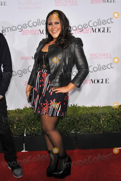 Ashley Holliday Photo - Ashley Holliday at the 8th Annual Teen Vogue Young Hollywood Party in partnership with Michael Kors at Paramount Studios HollywoodOctober 1 2010  Los Angeles CAPicture Paul Smith  Featureflash