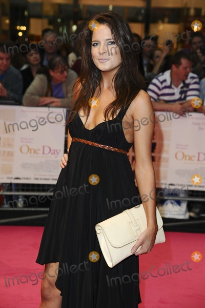 Alexandra Felstead Photo - Alexandra Binky Felstead arriving for the European Premiere of One Day at Westfield west London 23082011  Picture by Steve Vas  Featureflash