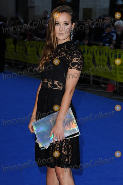 April Pearson Photo - April Pearson arriving for the Filth premiere at the Odeon Leicester Square London 30092013 Picture by Steve Vas  Featureflash