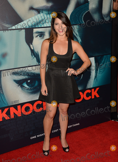 Ashley Arpel Photo - Ashley Arpel at the Los Angeles premiere of  Knock Knock at the TCL Chinese Theatre HollywoodOctober 7 2015  Los Angeles CAPicture Paul Smith  Featureflash