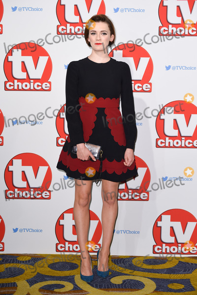 Charlotte Ritchie Photo - Charlotte Ritchie at the TV Choice Awards 2015 at the Hilton Hotel Park Lane LondonSeptember 7 2015  London UKPicture Steve Vas  Featureflash