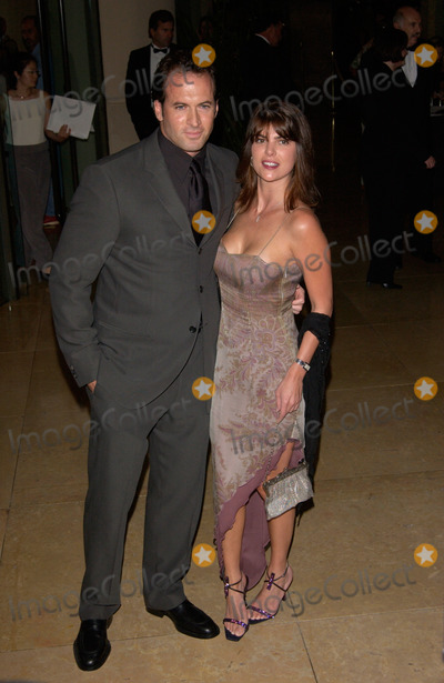 Amber Elias Photo - Actor SCOTT PATTERSON  AMBER ELIAS at the gala awards ceremony for the 5th Annual Hollywood Film Festival06AUG2001   Paul SmithFeatureflash