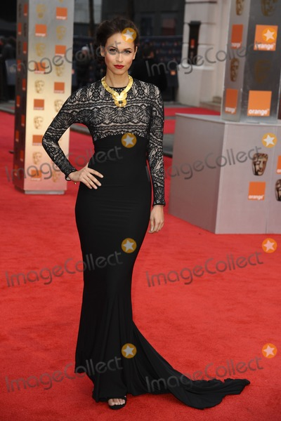 Asha Leo Photo - Asha Leo arriving for the BAFTA Film Awards 2012 at the Royal Opera House Covent Garden London 12022012  Picture by Steve Vas  Featureflash