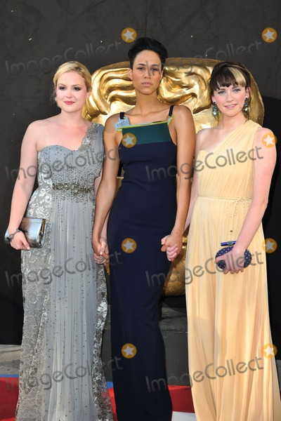 Charlotte Ritchie Photo - Kimberley Nixon Zawe Ashton and Charlotte Ritchie arriving for the BAFTA TV Awards 2012 at the Royal Festival Hall South Bank London 27052012 Picture by Steve Vas  Featureflash