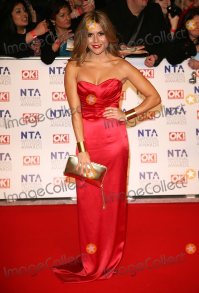 Tamaryn Payne Photo - Tamaryn Payne arriving for the National Television Awards O2 London 25012012 Picture by Alexandra Glen  Featureflash
