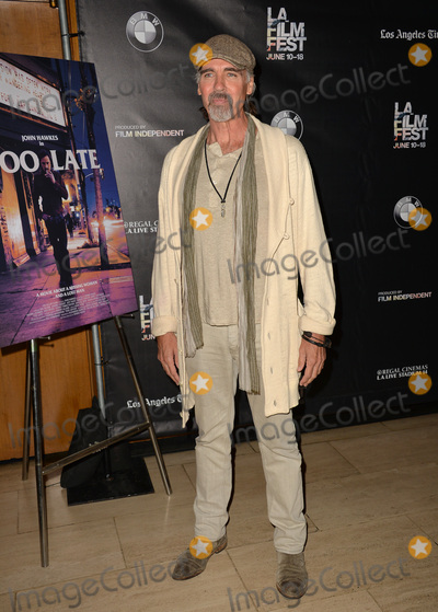 Jeff Fahey Photo - Jeff Fahey at the premiere of Too Late part of the LA Film Festival at the Bing Theatre at LACMAJune 11 2015  Los Angeles CAPicture Paul Smith  Featureflash
