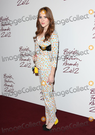 Angela Scanlon Photo - Angela Scanlon arriving for The British Fashion Awards 2012 held at The Savoy London 27112012 Picture by Henry Harris  Featureflash
