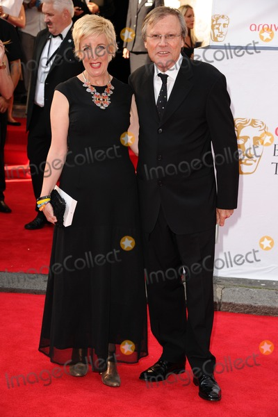 Julie Hesmondhalgh Photo - Julie Hesmondhalgh and David Neilson arriving for the Arqiva British Academy Television Awards (Bafta TV Awards) at Theatre Royal London 18052014 Picture by Steve Vas  Featureflash
