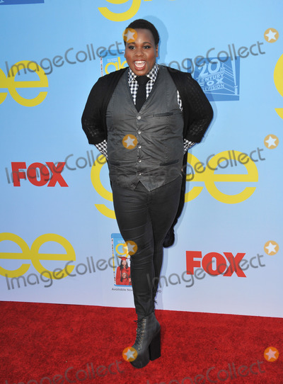 Alex Newell Photo - Alex Newell at the season four premiere of Glee at Paramount Studios HolywoodSeptember 12 2012  Los Angeles CAPicture Paul Smith  Featureflash
