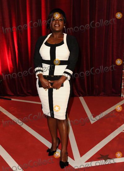 Tameka Empson Photo - Tameka Empson arriving for the British Soap Awards 2013 at Media City Manchester 18052013 Picture by Steve Vas  Featureflash