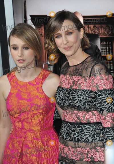 Taissa Farmiga Photo - Vera Farmiga  sister Taissa Farmiga (left) at the Los Angeles premiere of her movie The Judge at the Samuel Goldwyn Theatre Beverly HillsOctober 1 2014  Los Angeles CAPicture Paul Smith  Featureflash