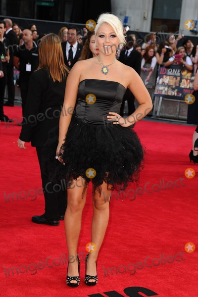 Amelia Lilly Photo - Amelia Lilly arriving for the One Direction This is Us World premiere at the Empire Leicester Square London 20082013 Picture by Steve Vas  Featureflash