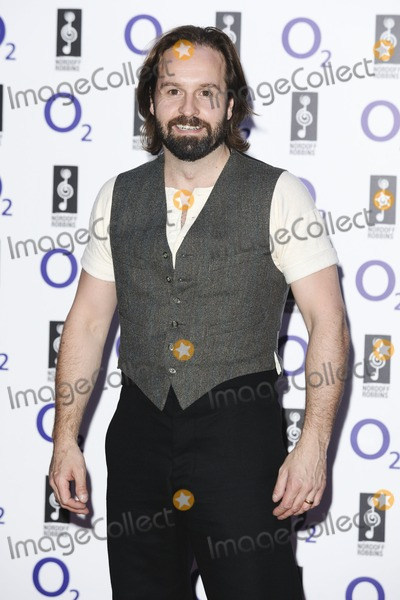 Alfie Boe Photo - Alfie Boe arrives for the Silver Clef Awards 2011 at the Park ane Hilton London 01072011 Picture by Steve Vas  Featureflash