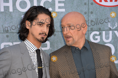 Avan Jogia Photo - Sir Ben Kingsley  Avan Jogia (left) at Spike TVs 2015 Guys Choice Awards at Sony Studios Culver CityJune 7 2015  Los Angeles CAPicture Paul Smith  Featureflash
