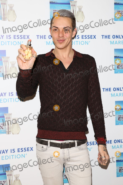 Bobby Norris Photo - Bobby Norris arriving for the TOWIE Fragrance launch The Only Way is Essex stars launch their new perfume The Only Way is Marbs London England 06052015 Picture by James Smith  Featureflash