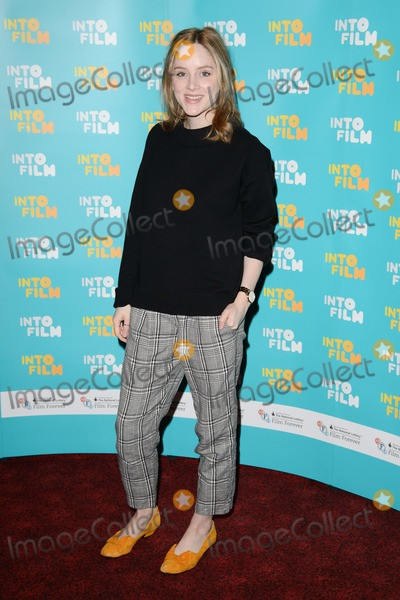 Sophie Rundle Photo - Sophie Rundle arrives for the Into Film Awards 2015 at the Empire Leicester Square London 24032015 Picture by Steve Vas  Featureflash