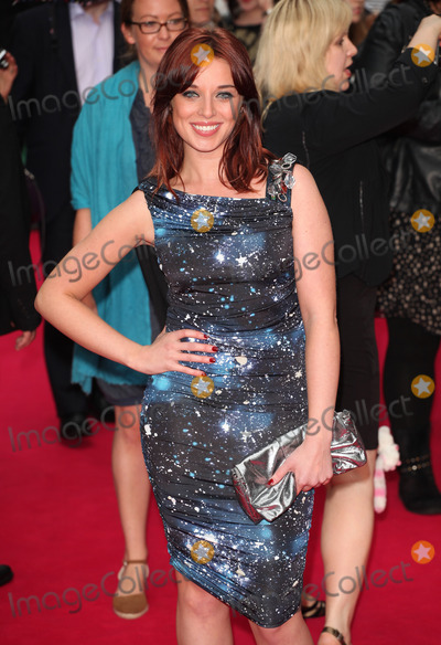 Anna Nightingale Photo - Anna Nightingale arriving for the Katy Perry Part Of Me 3D premiere at Empire Leicester Square London 03072012 Picture by Alexandra Glen  Featureflash